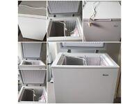 Swan chest freezer