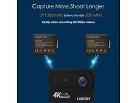 4K Action Camera (BRAND NEW)
