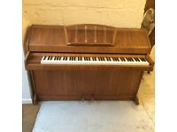 Beautiful Eavestaff Overstrung Mini Piano - DELIVERY AVAILABLE