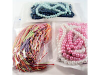 432 BRACELETS - bulk wholesale stock job lot, ideal for market stall / car boot etc , many HANDMADE