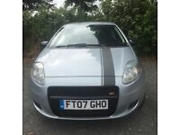 Fiat Grande Punto 1.2 Active priced to sell. MOT till May 2017.