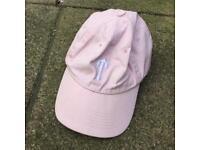 Trapstar pink baseball cap
