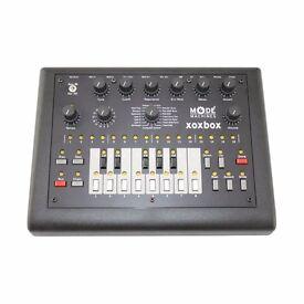 Mode Machines xOxbOx Socksbox Mk2 TB303 Clone Synthesizer & Sequencer