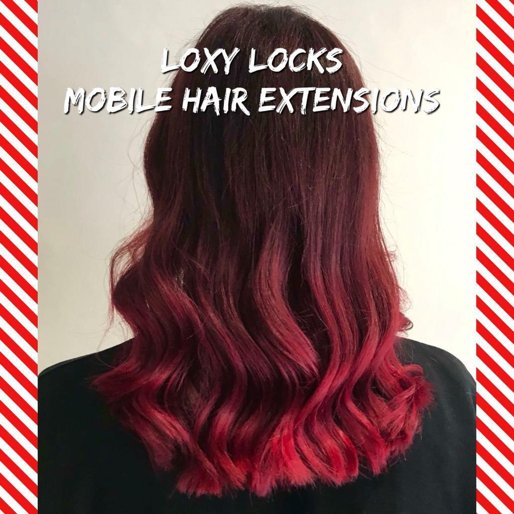 Im Lauren And I Am The Proud Owner Of Loxy Locks Hair Extensions