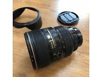 Nikon AFS 17-35mm IF-ED 2.8