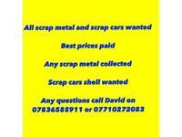 Scrap metal collectors