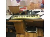 Evolution MK-461C 61 note USB MIDI Keyboard