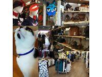 Volunteer Shop Assistants Needed - Cats Protection