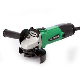 "Hitachi G12SS 115mm 4-1/2"" Angle Grinder - NEW"