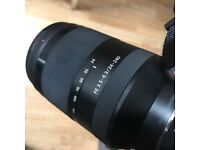 Used Sony FE24-240 Zoom lens in great condition