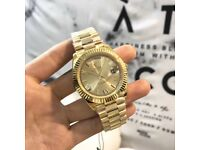 Rolex Daydate Silver Rose Gold All Models Available