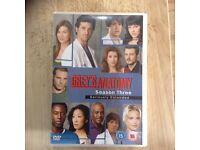 Grey's Anatomy Season Three