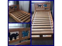 Ikea Animal Toddler Bed Frame
