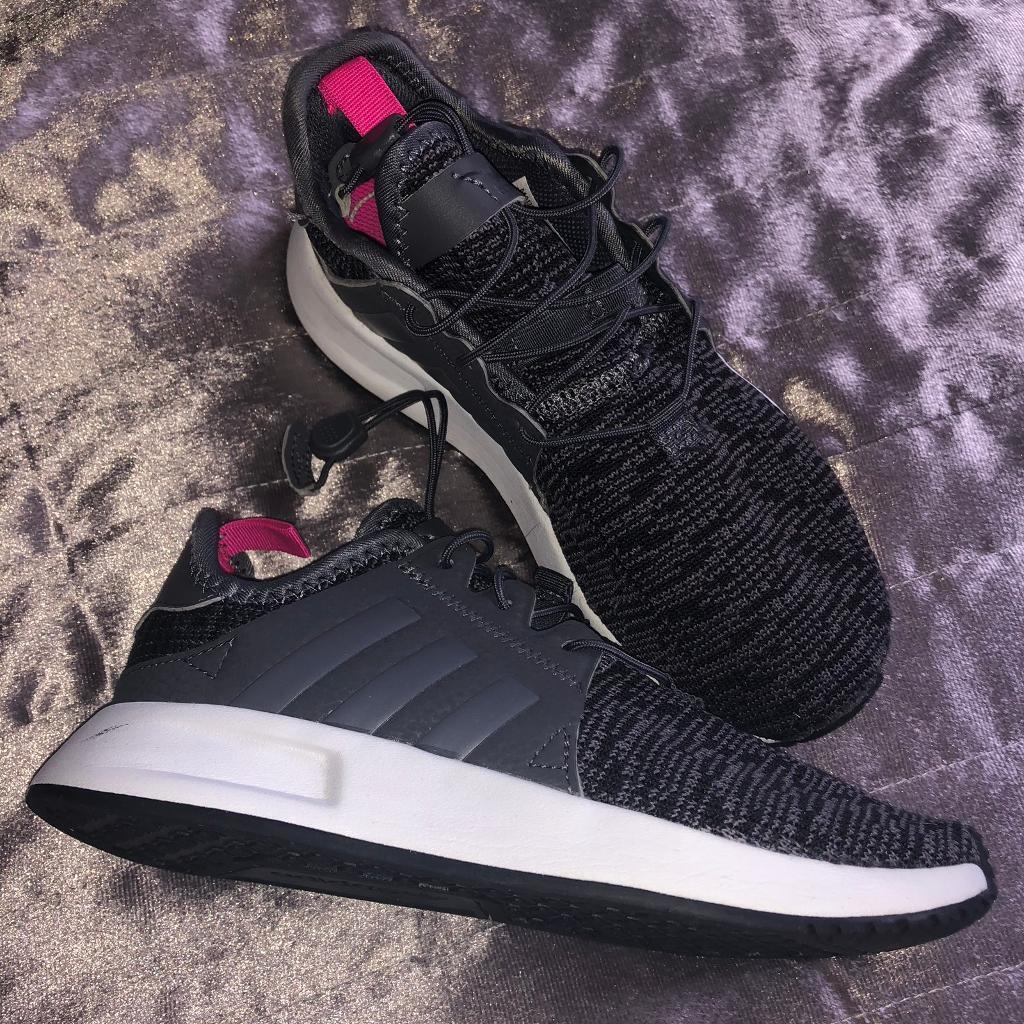 best service d0227 e53d6 Girls Adidas trainers size 13