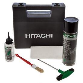 Brand new Hitachi Cleaning Kit For Gas Nail Guns