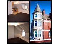 +Newly refurbished + Modern 2 bedroom flat .