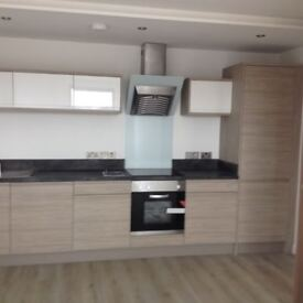 2-bed flat for rent in central Ipswich with resident's parking