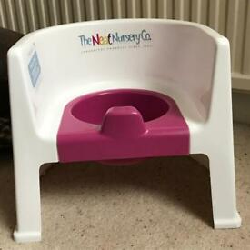 New Potty