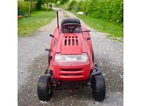 MTD Ride On mower - JN 200 AT - lawnmower grass