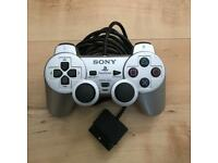 Sony PS2 Silver controller