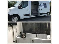 Mobile Dog Groomer - Dog Grooming Liverpool, Widnes, Whiston