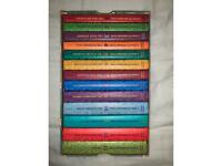 A Series of Unfortunate Events Complete Collection (1 - 12)