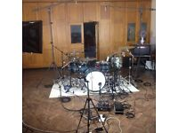 Recording Studio £160 per day ONO( function band, Neumann, Ludwig, Rehearsal studio