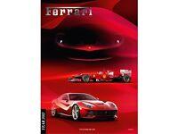 Ferrari Official Yearbook 2012
