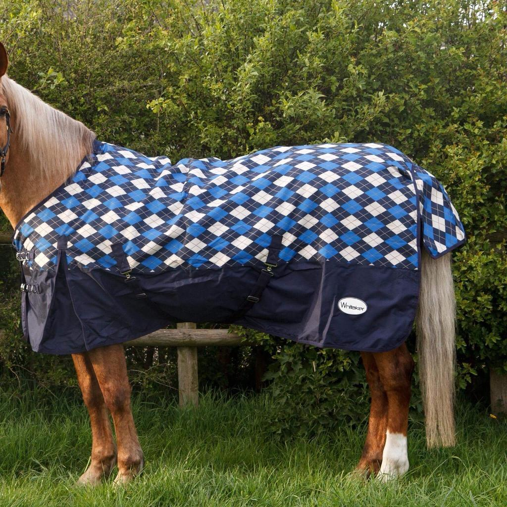 7ft new middle weight turnout rug
