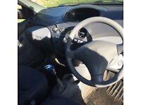 2002 Toyota Yaris spares or repairs