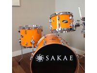 SAKAE pacD Compact Kit (Gretsch,PDP,Pearl,Sonor,Tama,DW)