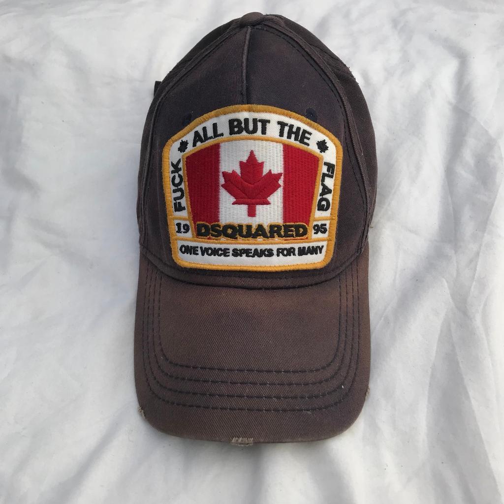 312c68a56e9 Dsquared baseball cap