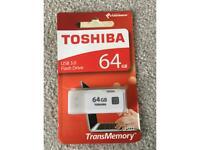 Toshiba 64GB USB 3.0