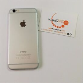APPLE iPhone 6 (16GB, VODA, Silver) - For Sale