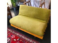 Futon Company Sofabed - Comfortable and large enough for two
