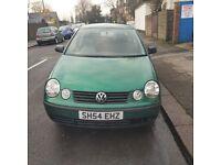 Volkswagen, POLO, Hatchback, 2004, Manual, 1896 (cc), 5 doors px welcome