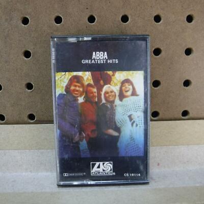 Audio Music Cassette Abba Greatest Hits Atlantic CS 19114