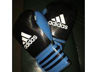 Adidas climacool boxing fight/training 12oz gloves