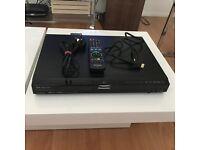 Panasonic DVB HDD & DVD PLAYER / RECORDER