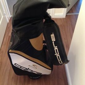 King Cobra Tour Staff Bag