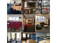 ** OFFICES TO LET FROM £40 PER WEEK ALL BILLS INCLUSIVE **