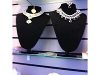 Artificial Indian jewellery wholesale or retail 1000 pieces available