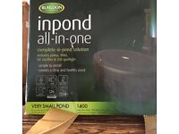 COMPLETE IN-POND SOLUTION