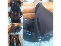 Quick Sale Reduced Price By £120 Will Sell Both For £60 Joie Car Seat & Isofix Base Mothercare