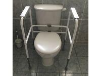 Toilet Surround Frame