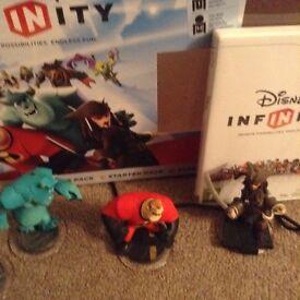 Nintendo wifi Disney infinity game