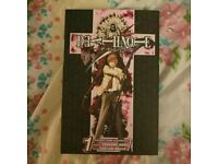Death Note manga - Issue 01