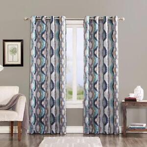 Antigo Thermal Single Curtain Panel by No. 918 NEW