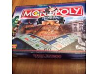 Edinburgh monopoly