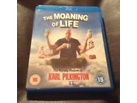 THE MOANING OF LIFE SERIES 1 BLU RAY
